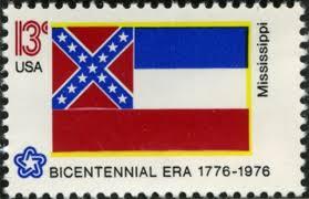 1976 Mississippi State Flag