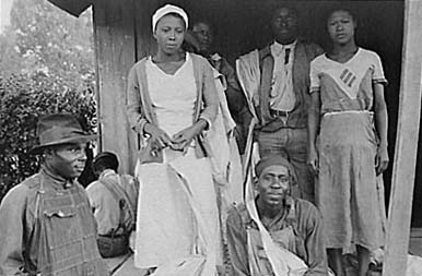 1938 Black Sharecroppers